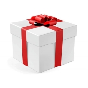 Ziemassvētku prezervatīvu komplekts