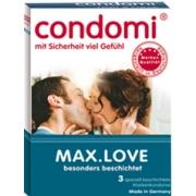 Condomi Max Love