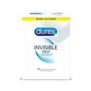 Durex Invisible 24 gab.