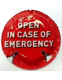 Prezervatīvi EXS Open in Case