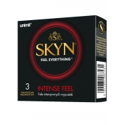 SKYN Intense feel 3vnt.