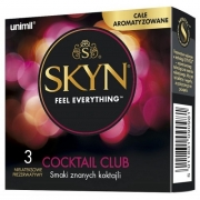 SKYN Cocktail Club 3 шт.