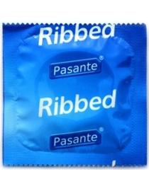 Prezervatīvi Pasante Ribbed