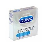 Durex Invisible 3 gab.